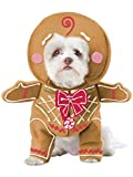 California Costume Collections Gingerbread Pup Dog Costume, Medium