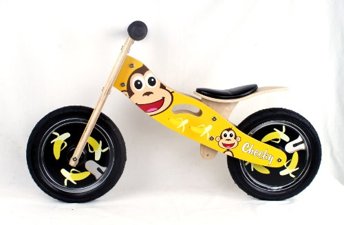 🥇 Cheeky bicicleta de equilibrio de Madera