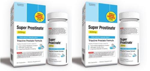 Super Prostinate 90 Capsules (2pack) - 2 Month Supply