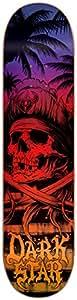 Darkstar Helm Skateboard Deck, Sunset Fade, 8.0