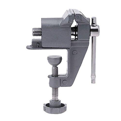 [해외]Universal Bench Vise Mini Table Screw Vise Aluminium Alloy 30Mm Bench Clamp Screw Vise For DIY Craft Mold Fixed Repair Tool / Universal Bench Vise Mini Table Screw Vise Aluminium Alloy 30Mm Bench Clamp Screw Vise For DIY Craft Mold...