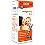 25 x PreKnow® Early Pregnancy Test Strips - Instant...