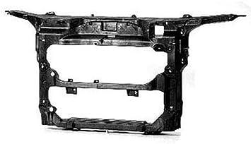 Steel Primed For Lincoln MKX 07-10 CAPA Radiator Support