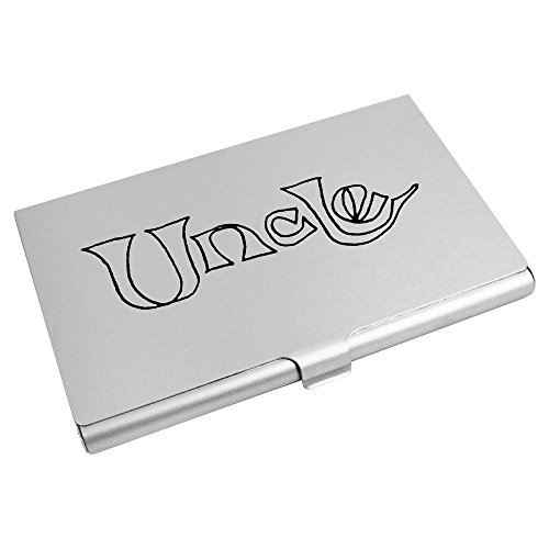 'Uncle' Card Azeeda CH00008184 Credit Holder Azeeda Card 'Uncle' Wallet Business E6UnwwqI4