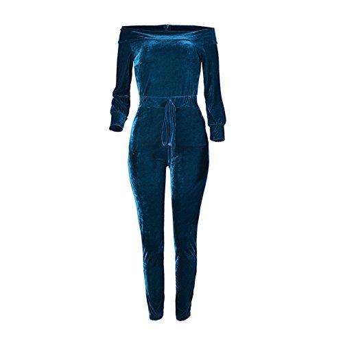 出来事ブローホール不良品Kaured Jumpsuits-apparel PANTS レディース