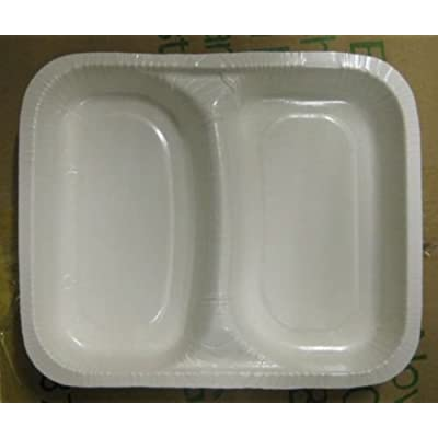 20 Disposable Microwave Trays Containers by CB Supplies
