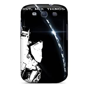 DateniasNecapeer Cases Covers Protector Specially Made For Galaxy S3 Master Chief Quote