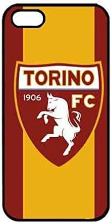 Torino Calcio Toro Logo Apple Iphone 5 Iphone 5s Custodia Cover Caso Serie A Torino Fc Calcio Custodia In Silicone Per Apple Iphone 5 Iphone 5s Amazon It Elettronica