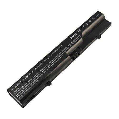 Futurebatt 6Cell 5200mAh Battery for HP 420 HP 425 HP 4320t HP 620 HP 625, ProBook 4320s 4321s 4325s 4326s 4420s 4421s 4425s 4520s 4525s Notebook - Hp 4420s Battery
