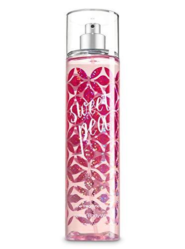 (Bath Body Works Sweet Pea 8.0 oz Fine Fragrance Mist)