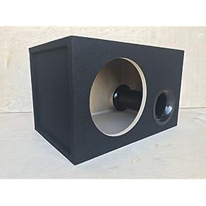 "Ported Sub Enclosure Box for a 12"" Skar Audio EVL EVL-12 Subwoofer - 4"" Aeroport - 32 Hz - 2.0 CF"