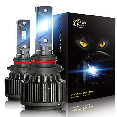 Cougar Motor Headlight Bulbs Conversion product image