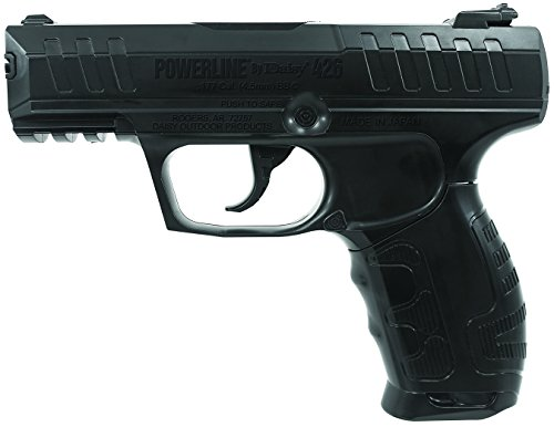 Daisy Powerline 426 Air Pistol (Best Co2 Bb Pistol)