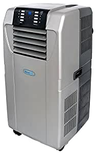NewAir AC-12000H 12,000 BTU Heat Pump Portable Air Conditioner