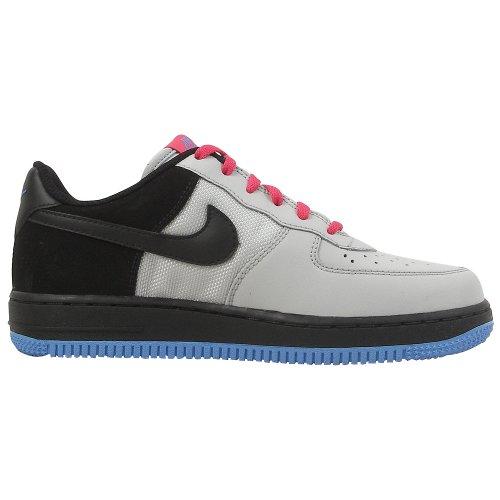 Nike Mænds Zoom Streak 6 Nylon Løbesko Naturlig Grå / Sort-universitet Blå-flamingo bIWUb8O4D