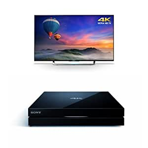Sony XBR49X830C 49-Inch TV with FMPX10 4K Media Player
