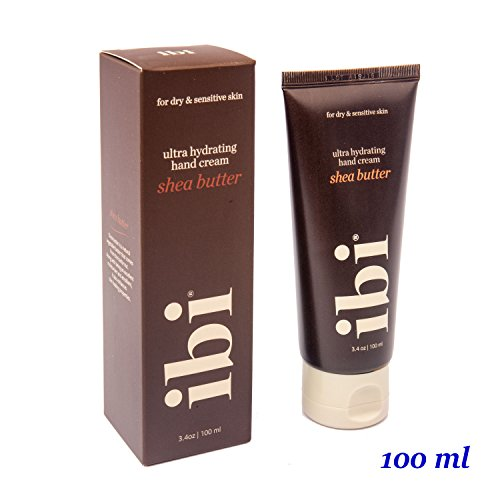 IBI Ultra Hydrating Hand Cream, Shea Butter 100ml for sale  Delivered anywhere in USA