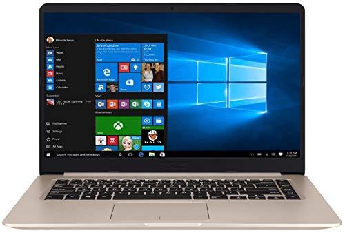 ASUS VivoBook S FHD SSD Ultra Thin Laptop, 8th Gen Quad-Core i5 8250U 1.6GHz, 16GB DDR4 + 16GB Optane, 512GB SSD, 2GB GeForce MX150, AC WiFi,BT 4.2,USB C,USB 3.0,FP Reader, Windows 10 Pro(1920x1080)