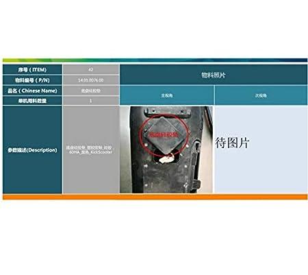 Amazon.com: SPEDWHEL - Carcasa de silicona para NINEBOT ES1 ...