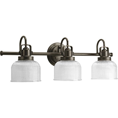 Progress Lighting P2992-74 3-100W MED Bath Bracket, Venetian -