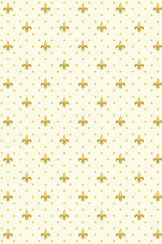 - Mardi Gras Pattern - Carnival Decoration 28: Blank Lined Notebook for Mardi Gras and Carnival Lovers