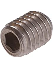 The Hillman Group 4419 M5-0.80 x 5mm Metric Stainless Steel Socket Set Screw (10-Pack)