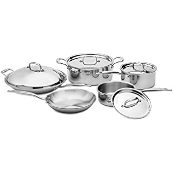 Amazon Com American Clad 7 Ply With 316ti 12 Quot Fry Pan
