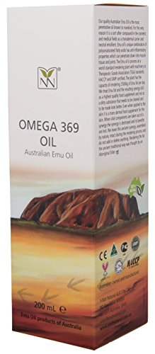 Extra Large Emu Oil | 100% Pure Australian Emu Oil - 6.76 Fl.oz by Y Not Natural (Image #5)
