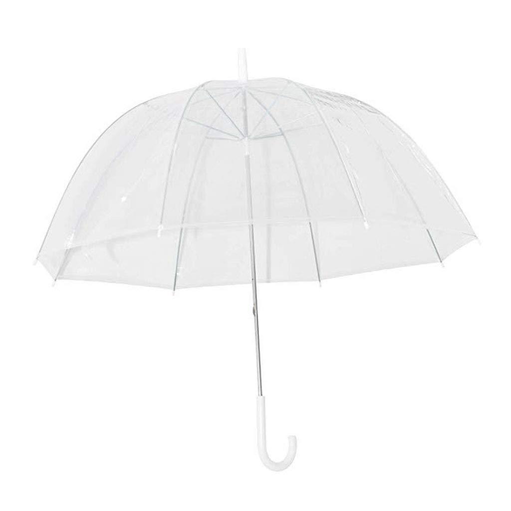 Parapluie en forme de d/ôme transparent et tendance en forme de d/ôme pour ext/érieur coupe-vent