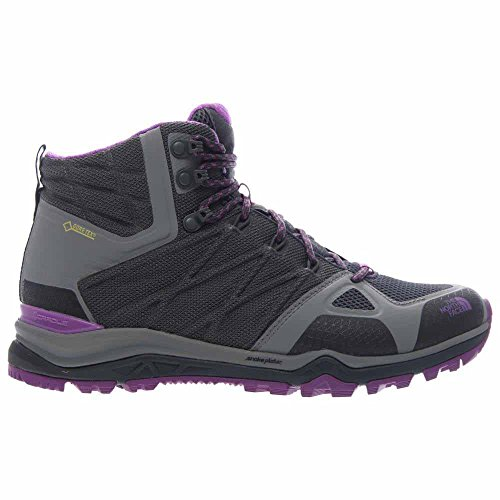 Rise W Zinc Mid Grey Low Violet GTX Fastpack Ultra Women's Gris Sweet North Face The Ii Boots Hiking Grey t4qwZvFx