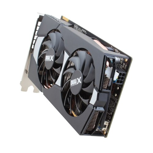 Sapphire Dual-X Radeon R9 270X OC 2GB GDDR5 Graphics Card with Boost