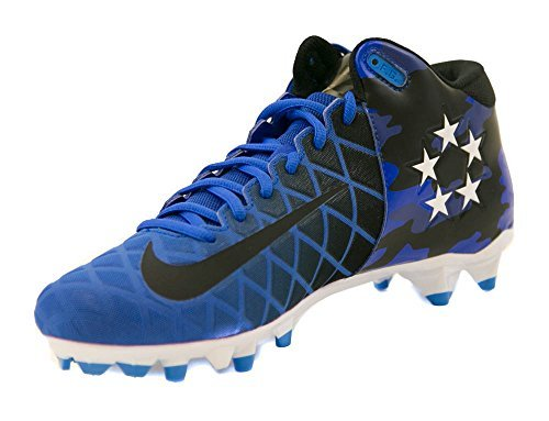 Pictures of Nike Field General Pro TD Racer Blue/ 823229750095 Racer Blue/ White/ Black 1