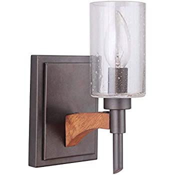 Amazon.com: Craftmade 16705esp1 Celeste 1 luz candelabro de ...