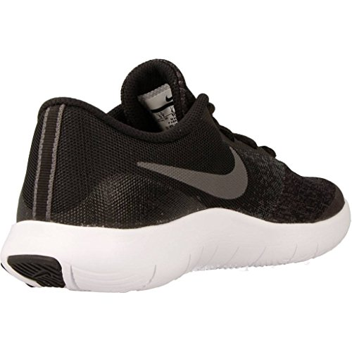 Nike NIKE FLEX Contact (GS) Laufschuhe, Kinder Schwarz (Black)