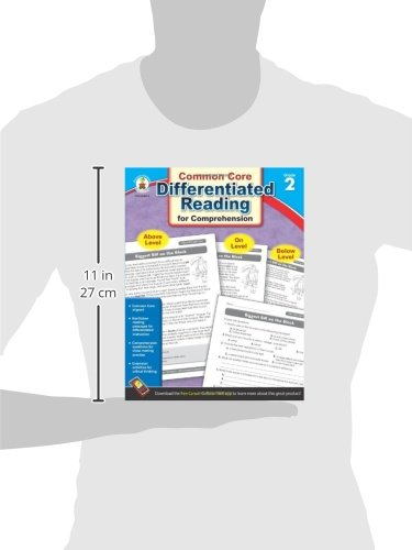 Amazon.com: Differentiated Reading for Comprehension, Grade 2 ...