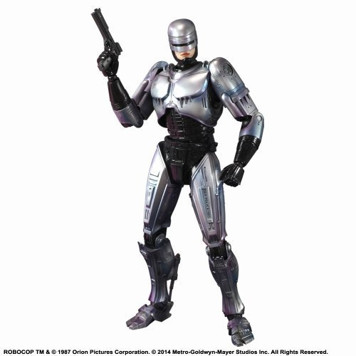 Play Arts Kai Action Figures: Robocop 1987 by Square Enix