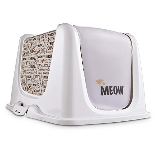 So Phresh Meow Cat Litter Box Privacy Hood, Large ()