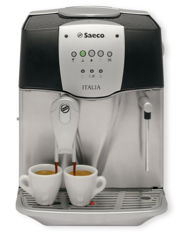 Saeco 178435 Italia Home Espresso Cappuccino Machine, Silver