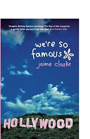 book cover of We\'re So Famous