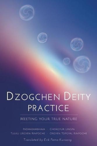 Dzogchen Deity Practice: Meeting Your True Nature pdf epub