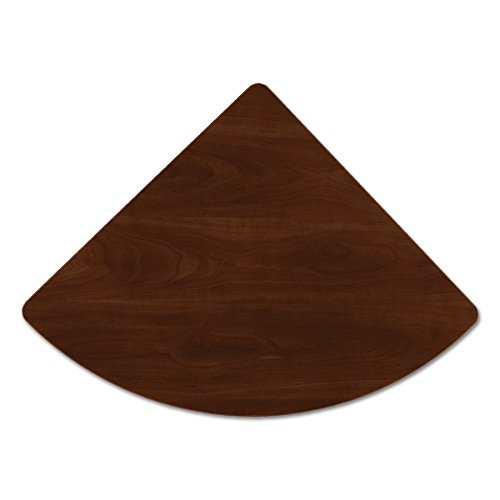 Bush Business Furniture Series A Collection 27W Corner Connector in Hansen Cherry
