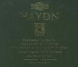 Haydn: Symphonies 93-104