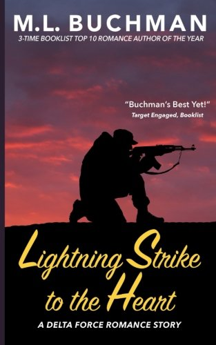 book cover of Lightning Strike to the Heart