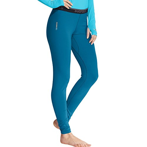Duofold by Champion THERMatrix™ Womenâ€TMs Pants_Underwater Blue_L