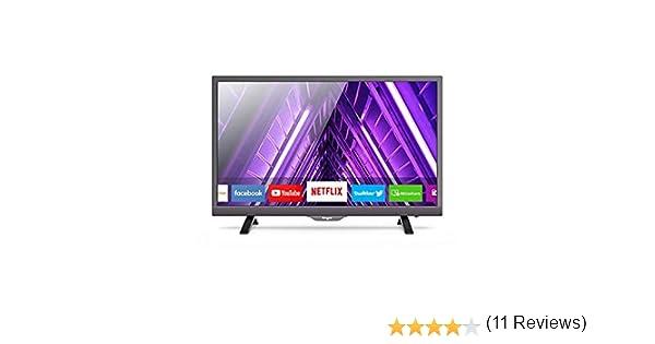 Engel/TV Modo Hotel/Smart-TV/LED / 24 / TDT2 / Full HD/Netflix / LE2481SM TV Engel LED 24-TDT2 - Full HD - USB PVR- Modo Hotel -SMARTV Netflix (WiFi/Ether): Amazon.es: Informática