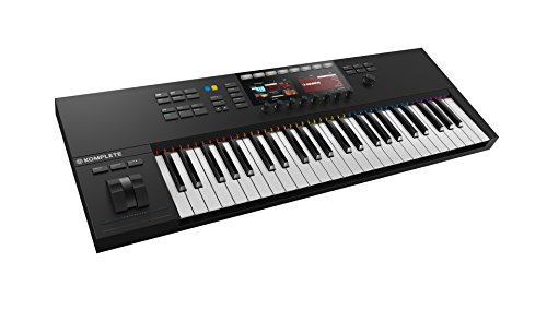 Native Instruments Komplete Kontrol S49 Mk2 Keyboard, 49-Key (