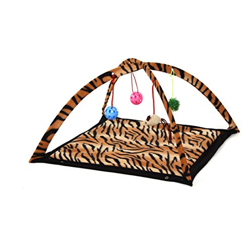 pet-dog-cat-mobile-multifunctional-playing-tent-toys-foldable-activity-pet-bed-leopard