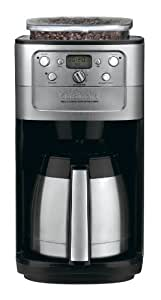 Conair Cuisinart DGB-900BC Grind & Brew Thermal 12-Cup Automatic Coffeemaker