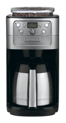 Cuisinart DGB-900BC Grind & Brew Thermal 12-Cup Automatic Coffeemaker (Coffeemaker Grind And Brew compare prices)