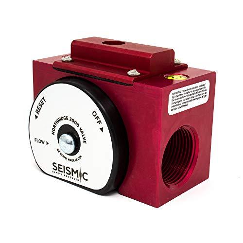 (Andreas Fault Northridge Earthquake 2000 Valve Manual Gas Sensitive Shut off Tool w/Built in Level (1